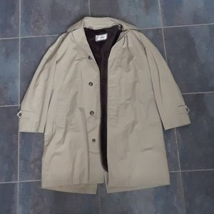 Gleneagles trench coat